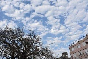 Martes primaveral en la ciudad de Santa Fe -  -
