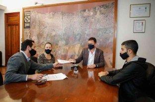 San Lorenzo: firman convenio por el funcionamiento del refugio para víctimas de violencia de género