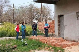 "Borla selló un acuerdo con la ONG ""Manos Solidarias"""