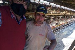 Aumento salarial para los trabajadores avícolas