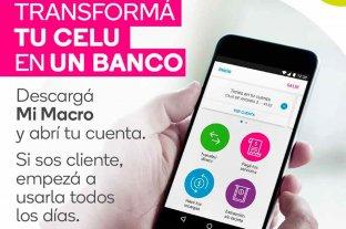 Macro presenta Mi Macro: el banco en tu celular -  -