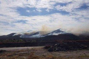Continúan sin control los incendios en las sierras chicas de Córdoba