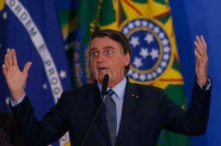 """Bolsonaro: """"Solo Dios me sacará del cargo"""""""