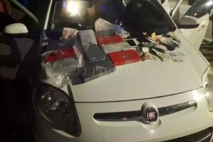 Condenaron en Santa Fe a dos narcos con 10 kilos de cocaína