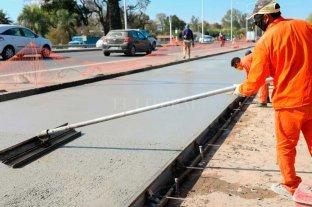 Ruta 1: las obras complementarias podrían finalizar en abril de 2021