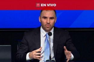Guzmán presenta el presupuesto 2021 en Diputados