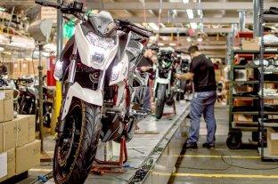 Actividad industrial cayó 2,2 % en julio