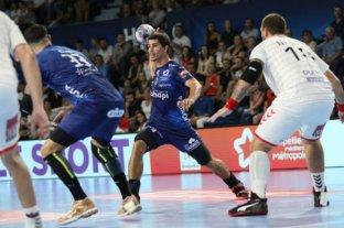 Simonet hizo cinco goles en Montpellier en regreso a competencias después de seis meses