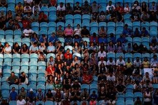 Brasil aprueba la vuelta del público a los estadios de fútbol