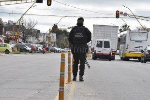 Policías en problemas
