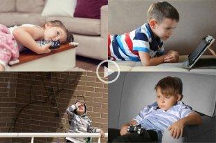 Problemas en los niños por sedentarismo durante la cuarentena -  -