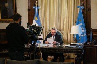 Pandemia, deuda, AMIA y Malvinas: Alberto Fernández dio su primer discurso ante la ONU -  -