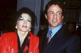 """Falleció """"Jackie"""", la mamá de Sylvester Stallone"""