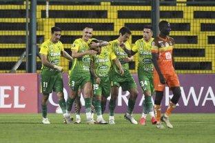 Defensa y Justicia se juega su futuro en la Copa