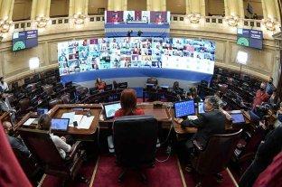 Aumenta la tensión en el Senado porque la oposición impugnó las sesiones virtuales