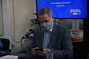 Saín, en funciones, anunció que   convocará a la Junta de Seguridad -  -