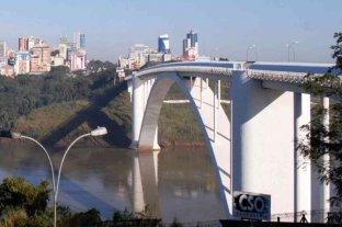 Paraguay garantizó la seguridad de los turistas ante la apertura del Puente de la Amistad