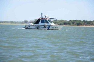 Corrientes: intensa búsqueda de cuatro jóvenes que desaparecieron del río Paraná