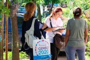 El Censo Nacional se haría en mayo o noviembre de 2021 -  -