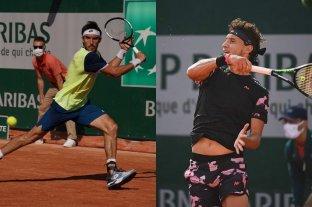 Mayer y Olivo quedaron a un triunfo de entrar al cuadro principal de Roland Garros