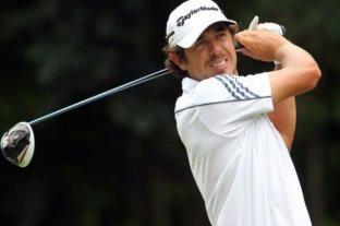 """El """"Puma"""" Domínguez es el mejor argentino en el golf de Jacksonville"""