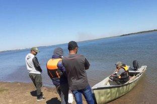 Hallaron un cuerpo en el Río Paraná: investigan si es uno de los cuatro desaparecidos