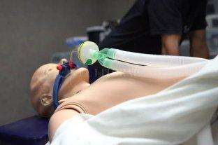 Los respiradores con sello santafesino finalmente tienen la habilitación oficial - Amén de la autorización oficial, el modelo de respiradores ya había sido probado con éxito en las provincias de Corrientes y Jujuy. -