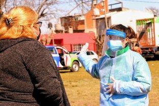 424 fallecidos y 12.625 nuevos contagios en las últimas 24 horas en Argentina -  -