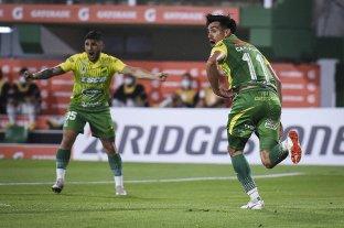 Defensa y Justicia logró un triunfo clave ante Olimpia de Paraguay
