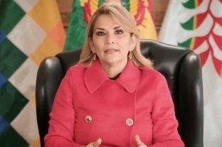 """La presidenta de Bolivia denunció ante la ONU un """"acoso sistemático y abusivo"""" del Gobierno argentino -  -"""