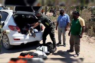 Detienen en Salta a policía que transportaba más de 100 kilos de cocaína
