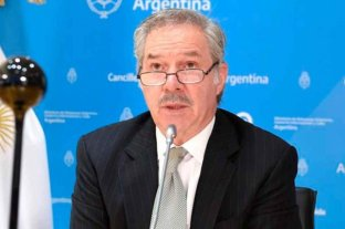 Cancillería respondió a los dichos de Añez sobre el Gobierno argentino