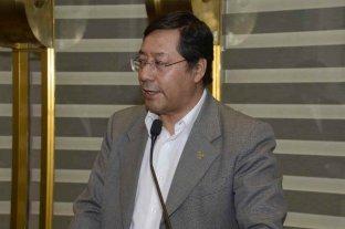 Luis Arce, candidato del partido de Evo Morales, tiene temor al fraude