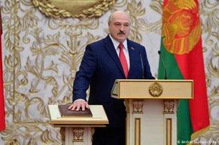 La Unión Europea no reconoce a Lukashenko como presidente de Bielorrusia