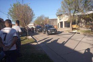 Conmoción en Firmat: un joven con discapacidad fue violado por un taxista - Así fue detenido el taxista