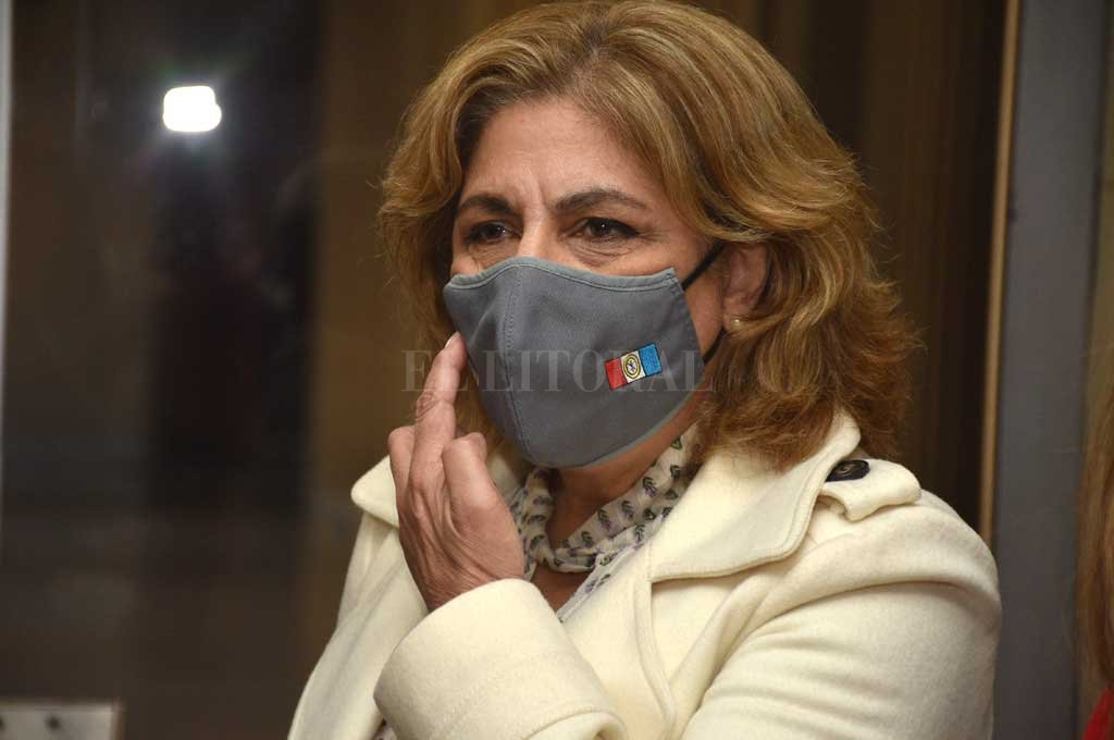 La ministra de Salud de la provincia está internada por un cuadro de neumonía leve -  -