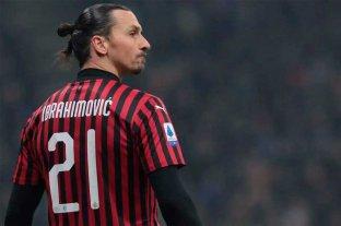 """""""Covid tuvo el coraje de desafiarme, mala idea"""", escribió Zlatan Ibrahimovic tras confirmar el positivo"""