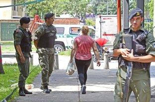 Provincia acordó con Nación la llegada de más fuerzas federales a Rosario a partir del lunes -  -