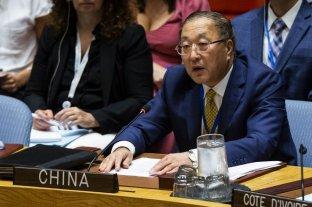 EEUU y China levantan temperatura por el coronavirus en una videoconferencia de la ONU