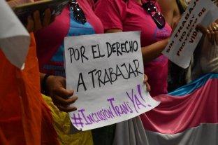 Se convirtió en ley el proyecto que implementa el cupo laboral travesti-trans en Entre Ríos