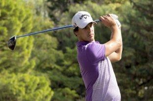 Golf: el argentino Marelli se ubica tercero en Jacksonville