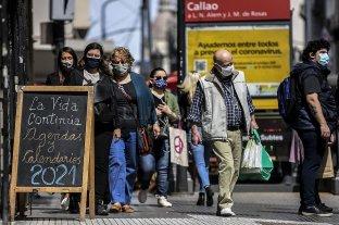 Coronavirus en Argentina: 391 muertes y récord de 13.467 nuevos casos  -  -
