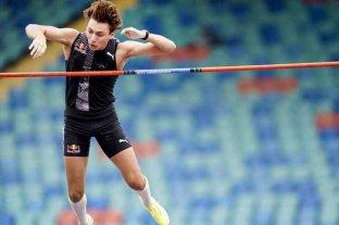 """Chiaraviglio: """"Después de Bolt, Duplantis es lo más sobresaliente del atletismo en años"""""""
