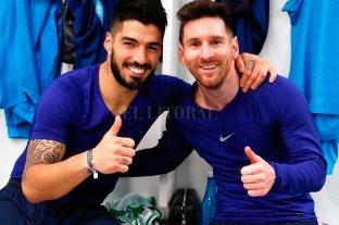 """Messi a Suárez: """"Te merecías que te despidan como lo que sos y no que te echen como lo hicieron"""""""