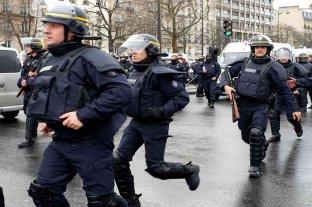 París: Al menos cuatro heridos por arma blanca en las inmediaciones de la antigua sede de Charlie Hebdo