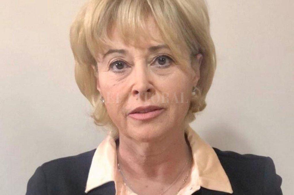 Mirian Monaserolo, presidenta del Colegio de Farmacéuticos de la 1era. Circunscripción (M.P. N 3069). Crédito: Gentileza