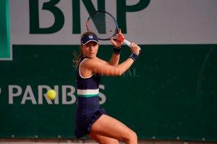 Podoroska ganó y se metió en el cuadro principal de Roland Garros