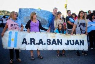 Dictamen unánime al proyecto de indemnización a los familiares de los submarinistas del ARA San Juan