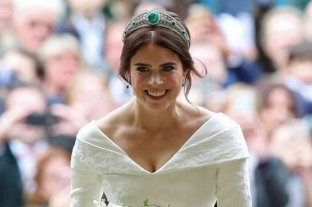 La princesa Eugenia de York anunció que está embarazada