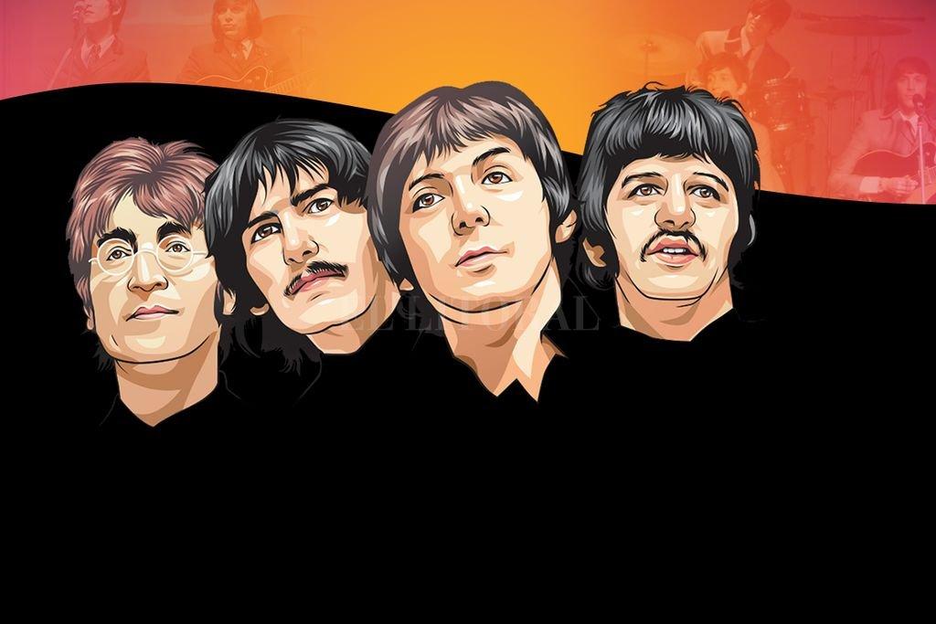 The Beats mantiene viva la mística Beatle a través de canciones y de increíbles puestas en escena. Crédito: Gentileza DonWeb
